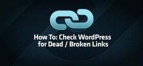 How to Find and Fix Broken Links in WordPress